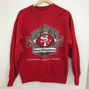 Vintage San Francisco 49's Crewneck Sweatshirt